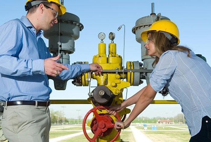 ნავთობპროდუქტების ბუნებრივი გაზის ტესტები