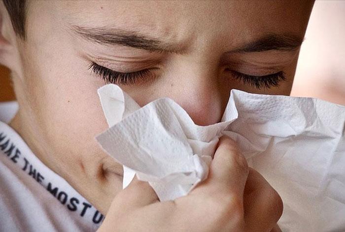 Test d'allergènes