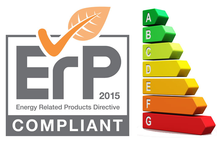 ErP (Energy-related Products) 2009 / 125 / EC Certification