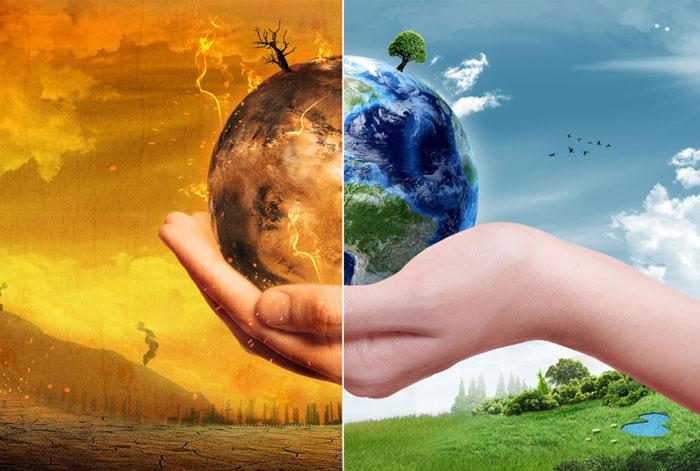 კლიმატის ცვლილების ტესტები