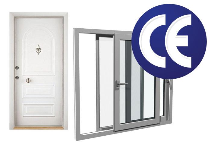 CE ჩანაწერები და ტესტები კარები და ფანჯრები