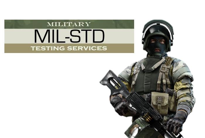 MIL-STD Military Standards Test Laboratory