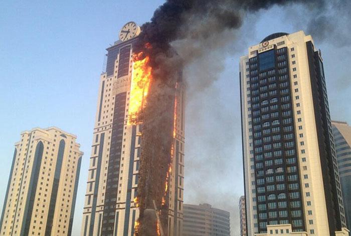 ცეცხლის წინააღმდეგობის ტესტები